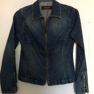 Hippie Jean jacket in fantastic condition.